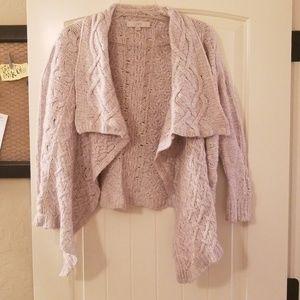 LOFT Open Front Sweater